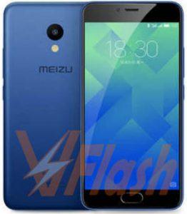 Cara Flash Meizu M5 Update OTA via Recovery