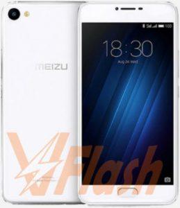 Cara Flash Meizu U20 Update OTA via Recovery