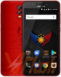Cara Flash MyPhone MyA10 via SP FlashTool
