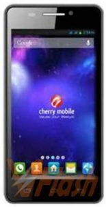 Cara Flashing Cherry Mobile Cosmos Z via Flashtool