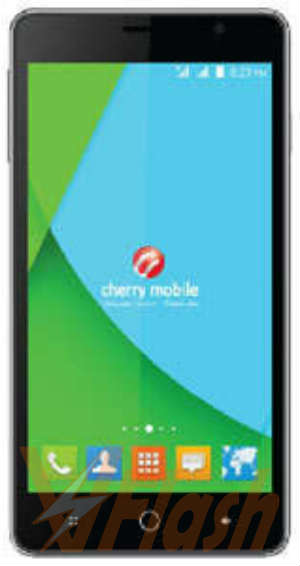 Cara Flashing Cherry Mobile Touch HD Stock ROM via SPD Upgrade Tool