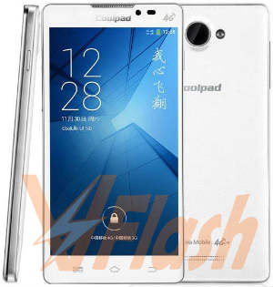 Cara Flash Coolpad 8730L Firmware Stock ROM via YGDP Tool