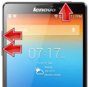 Cara Flash Lenovo Vibe Z K910 Tanpa PC