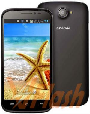 Cara Flash Advan S5J Firmware via Broadcom Multi Downloader Tool