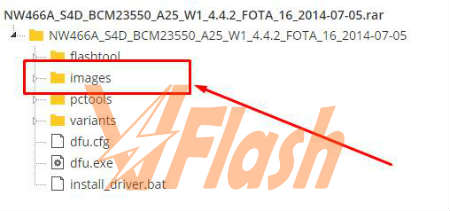 Cara Flash Advan S5H Firmware Stock ROM via Broadcom Multi Downloader Tool
