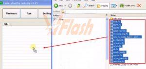 Cara Flash Evercoss AT7 Firmware via Factory Tool