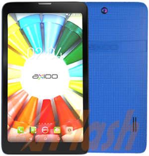 Cara Flash Axioo Picopad S3L Firmware via SPD Flash Tool