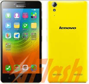 Cara Flash Lenovo K30-T Firmware Stock ROM via QFIL Flash Tool