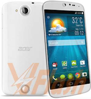 Cara Flash Acer Liquid Jade S55 Firmware via SP Flash Tool