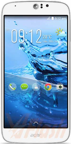 Cara Flash Acer Liquid Jade Z S57 Firmware via SP Flash Tool