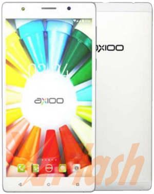 Cara Flash Axioo M5C Firmware via SP Flash Tool
