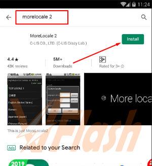Cara Menambah Bahasa Indonesia di Android Semua Type ROOT