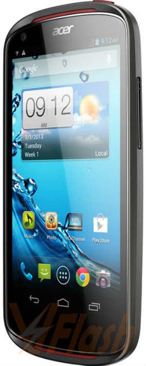 Cara Flash Acer Liquid E1 V360 Firmware via SP Flash Tool