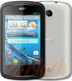 Cara Flash Acer Z2 Z120 Firmware via SP Flash Tool