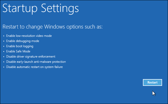 Cara Disable Driver Signature Enforcement pada Windows 10