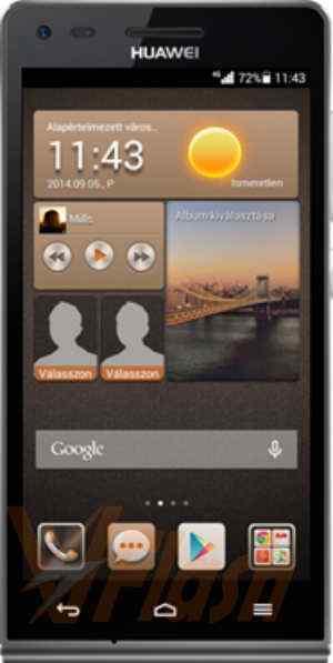Cara Flash Huawei Ascend G6-U34 Firmware via Huawei Multi-Tool