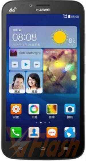 Cara Flash Huawei Ascend G730-L075 Firmware via Huawei Multi-Tool