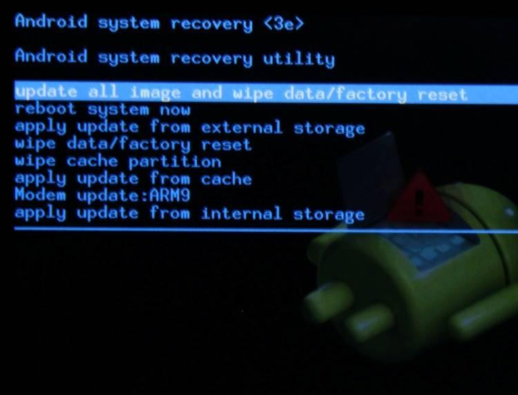 Cara Flash Advan T4A Tanpa PC via SD Card