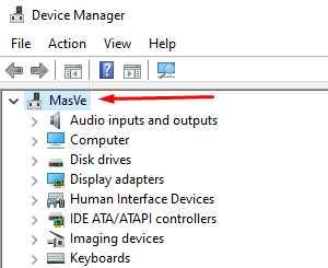 Nama PC Device Manager