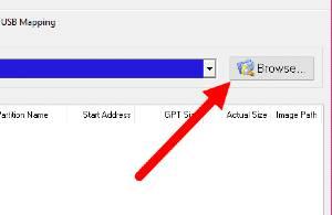 Browse Firmware Advan T5E