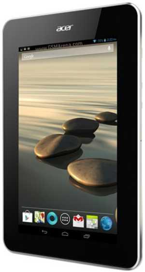 Bagaimana Cara Flash Acer Iconia Tab B1-710 Firmware via SD Card Tanpa PC
